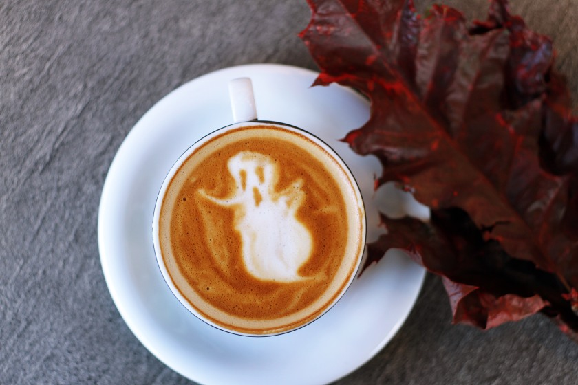 ghost-shape-in-coffee-cup